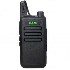 Рация WLN KD-C1 черная